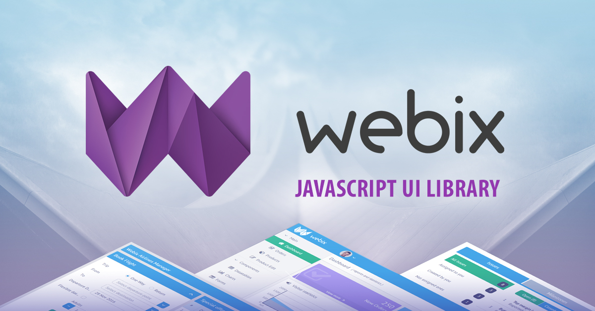 JavaScript Kanban Board UI widget for web developers | Webix